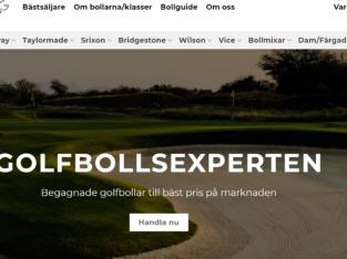 Golfbollsexperten