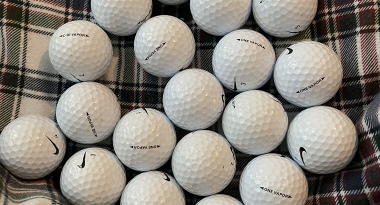 Nike golfbollar