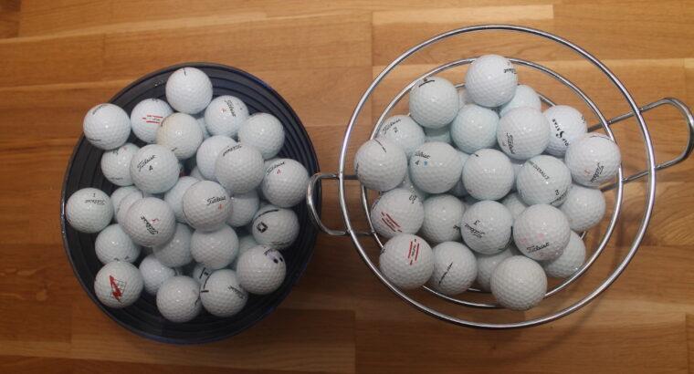 Billiga golfbollar