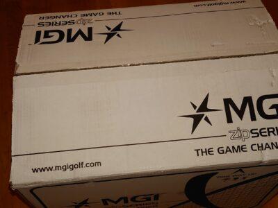 El vagn MGI ZIP X1